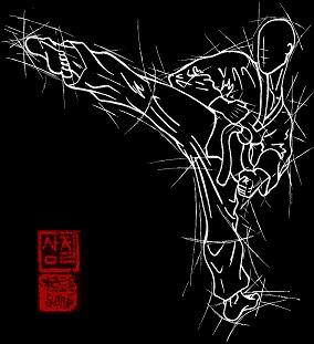 Taekwondo Grafik
