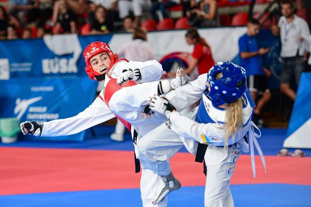 Foto: DOJANG Wien Taekwondo - Presinszky Carmina