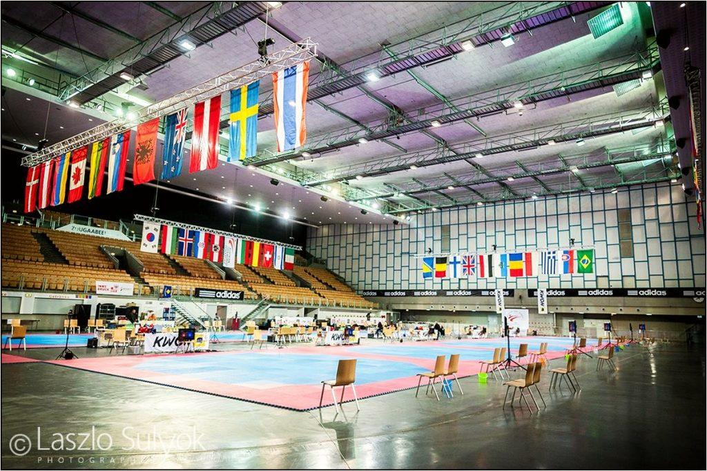Foto: Austrian Open Kyorugi 2016 Innsbruck