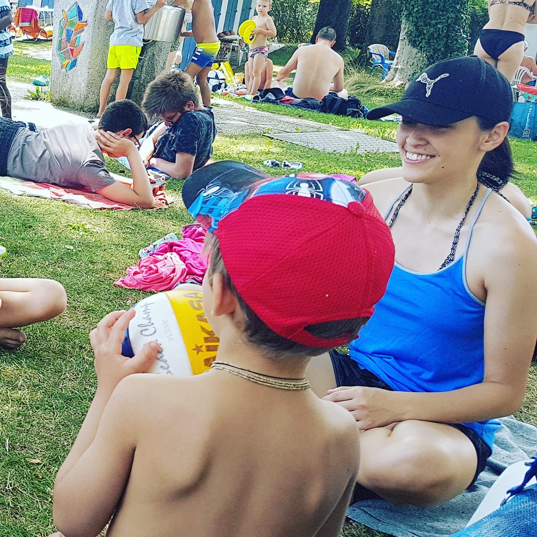 Foto: DOJANG Wien Taekwondo Sommer Feriencamps 2020