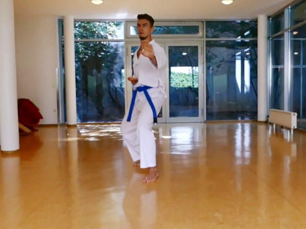 Foto: Valentin von DOJANG Wien Taekwondo, Poomsae