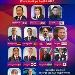Foto: Virtual KTA Worldwide Poomsae & Para Championships 2020, Poster