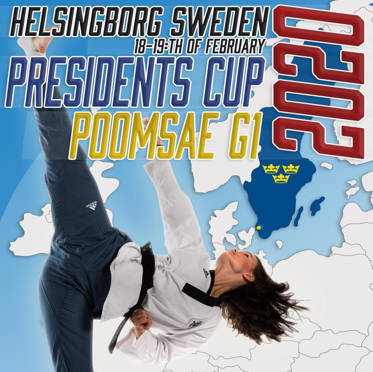 Foto: G1 Presidents Cup 2020 Poomsae