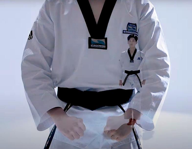 Foto: Taekwondo Poomsae Training