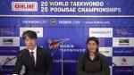 Foto: Online 2020 Taekwondo World Poomsae Championships -YouTube