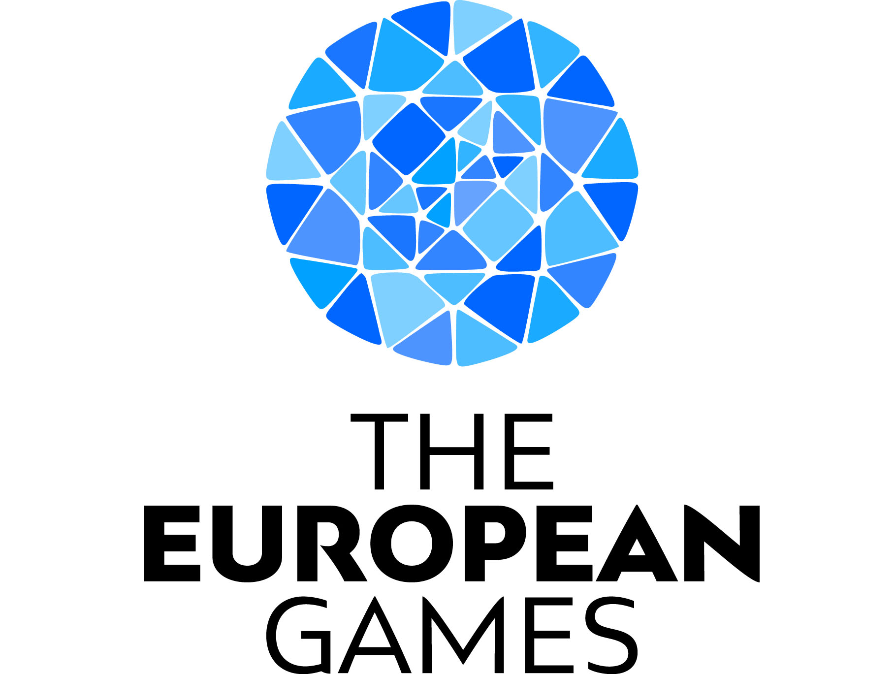 Logo: European Games