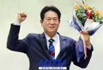 Foto: Lee Dong Sup, Kukkiwon President