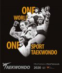 Foto: Taekwondo Magazine 2020, Cover
