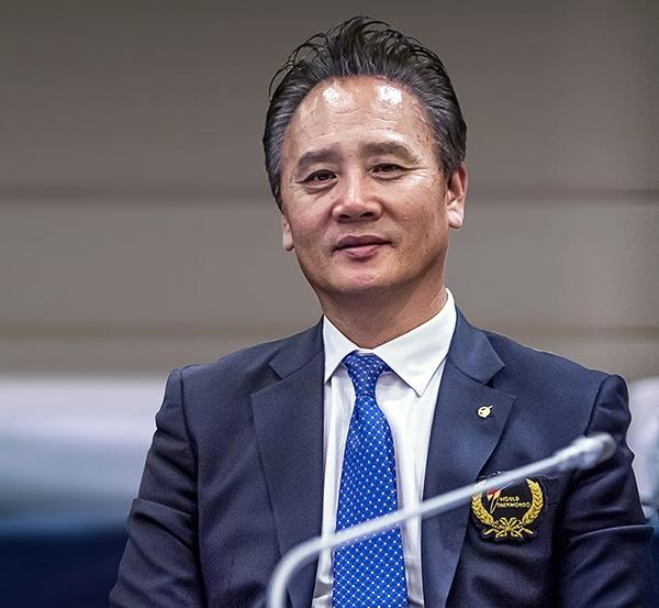Foto: World Taekwondo Council Member Inseon Kim