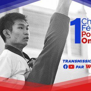 1er Challenge Federal Poumse Online, Poster