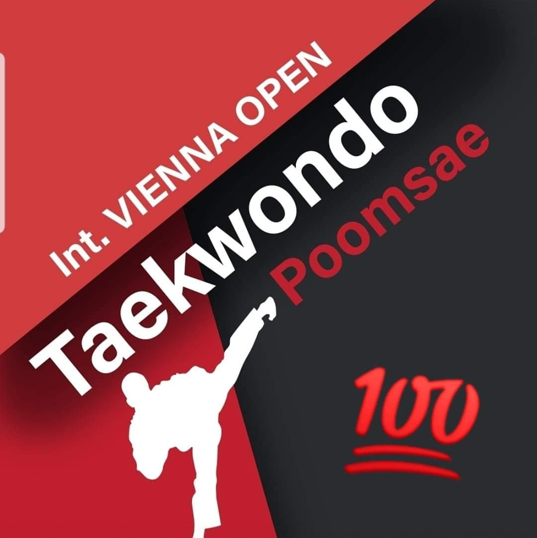 Foto: 100 Teilnehmer angemeldet bei Vienna International Open Poomsae Championships 2021