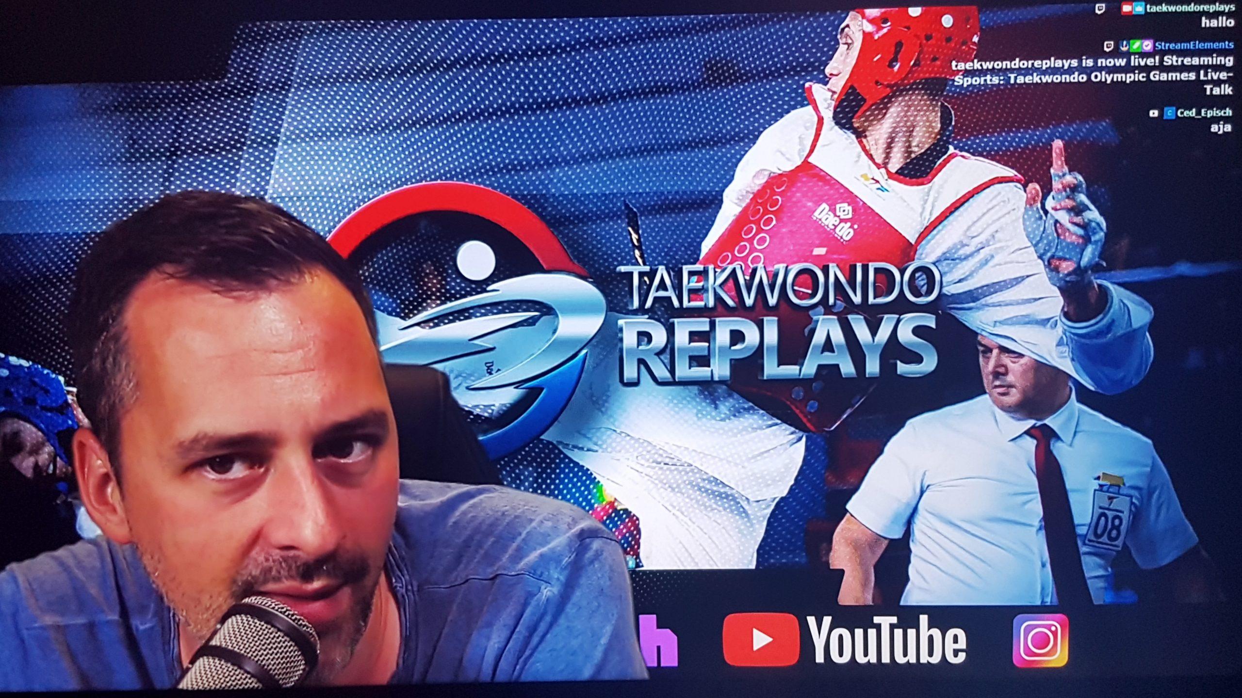 Foto: Benjamin Güntner, Taekwondo Replays, YouTube