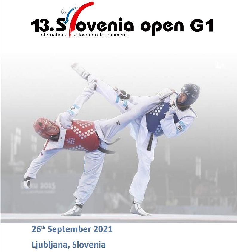 Foto: G1 Slovenia Open 2021, Poster